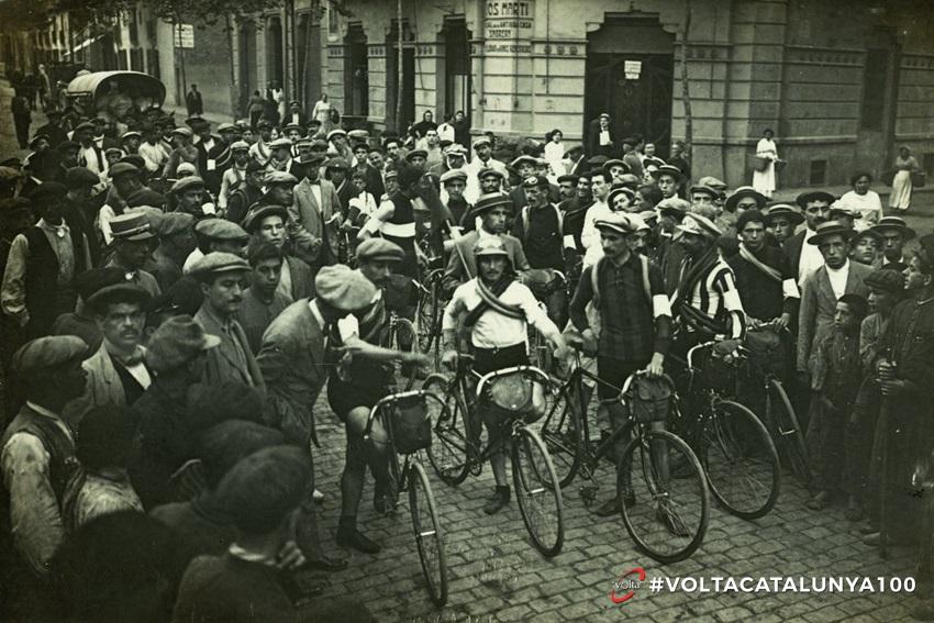 bcn 1911 volta - Volta a Cataluña 2021, la edición centenaria